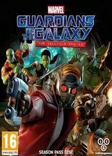 Marvel's Guardians of the Galaxy The Telltale Series Episode Episode 1-5