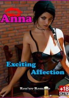 Anna Exciting Affection