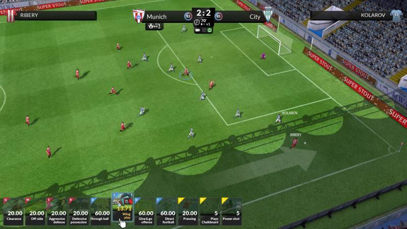 Football Club Simulator 20